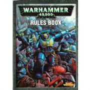 Warhammer 40,000 condensed rulebook 2004 4th edition